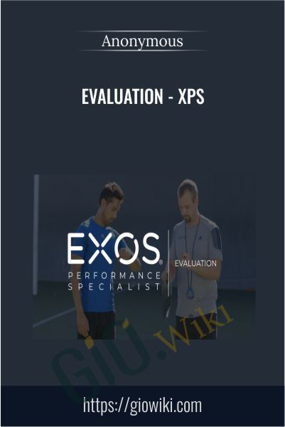 Evaluation - XPS