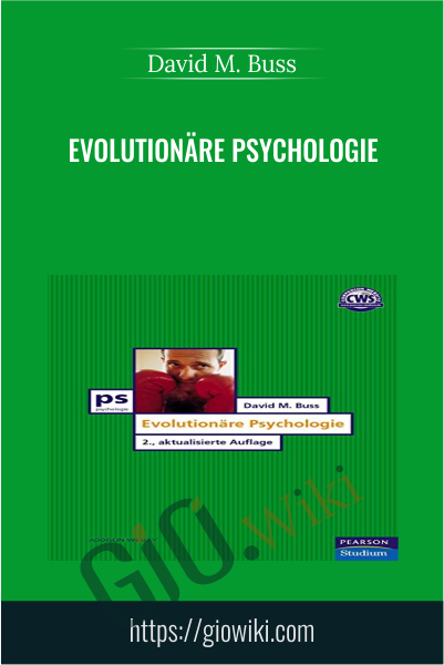 Evolutionäre Psychologie - David M. Buss