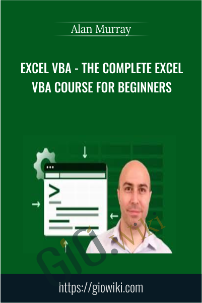 Excel VBA - The Complete Excel VBA Course for Beginners - Alan Murray