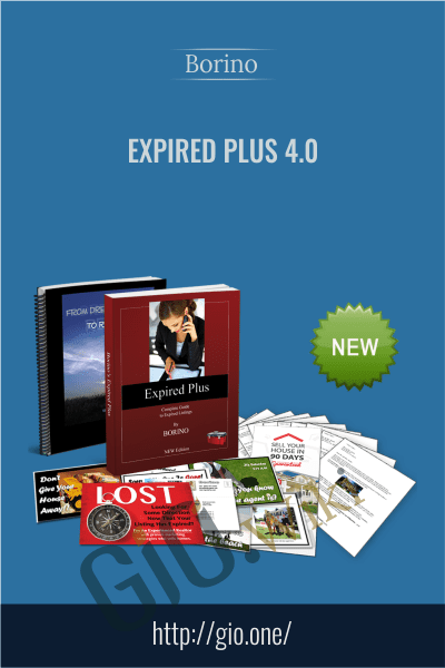 Expired PLUS 4.0 - Borino