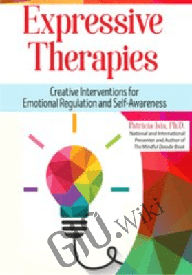 Expressive Therapies: Creative Interventions for Emotional Regulation and Self-Awareness - Patricia Isis