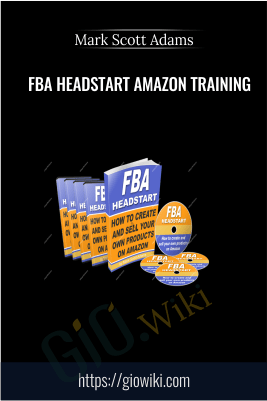 FBA HeadStart Amazon Training – Mark Scott Adams