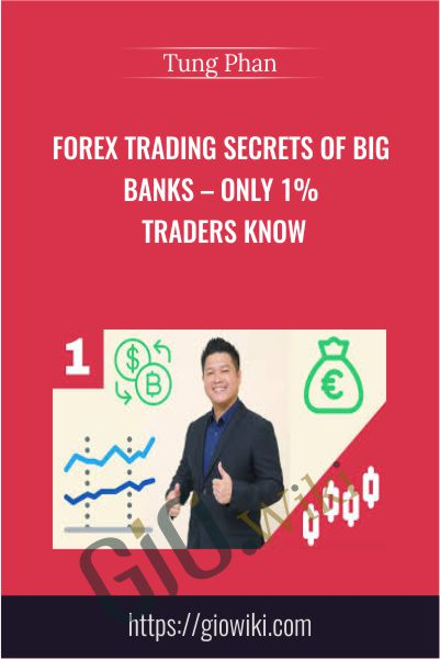 FOREX Trading Secrets of BIG BANKS – Only 1% Traders Know - Tung Phan