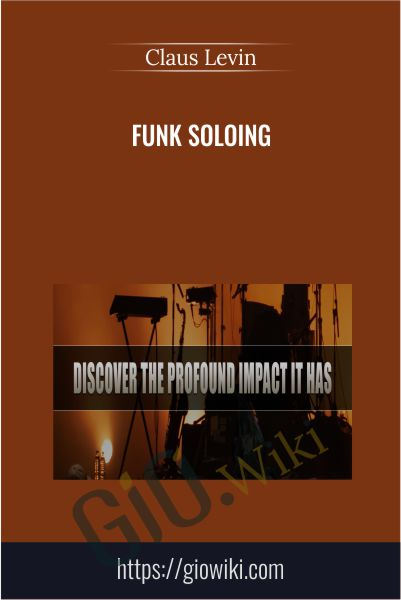 Funk Soloing - Claus Levin