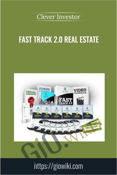 Fast Track 2.0 Real Estate - Clever Investor