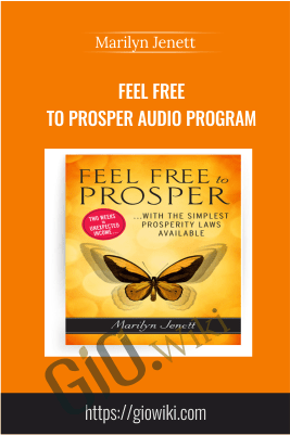 Feel Free to Prosper Audio Program - Marilyn Jenett
