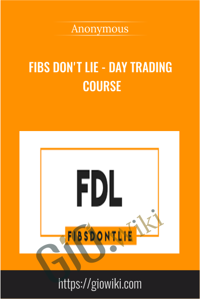 Fibs Dont Lie - Day Trading Course