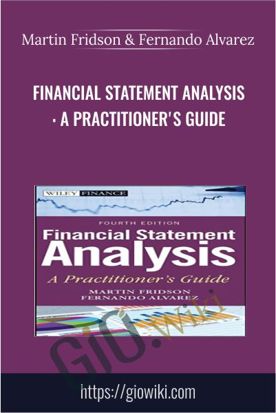 Financial Statement Analysis: A Practitioner's Guide - Martin Fridson & Fernando Alvarez