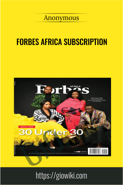 Forbes Africa Subscription