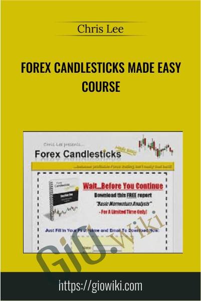 Forex Candlesticks Made Easy Course - Chris Lee