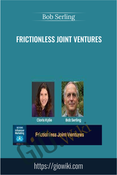 Frictionless Joint Ventures - Bob Serling