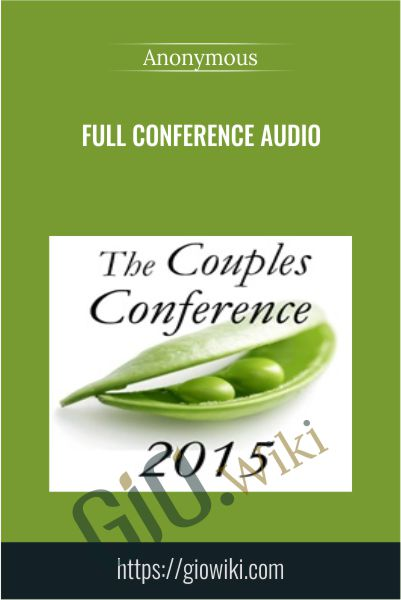 Full Conference Audio