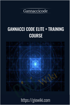 GANNacci Code Elite + Training Course - Gannaccicode