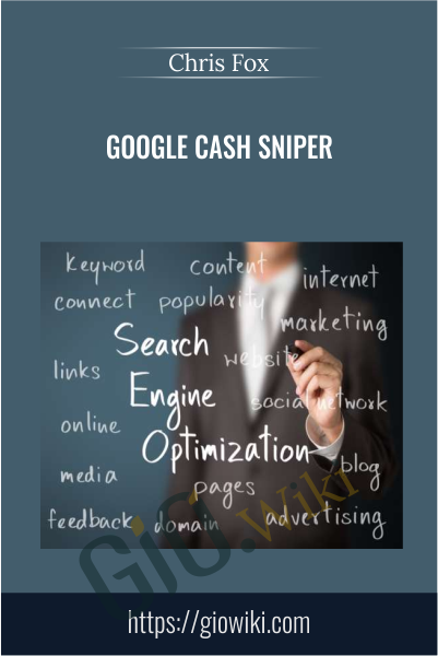 Google Cash Sniper - Chris Fox