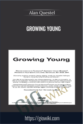 Growing Young - Alan Questel