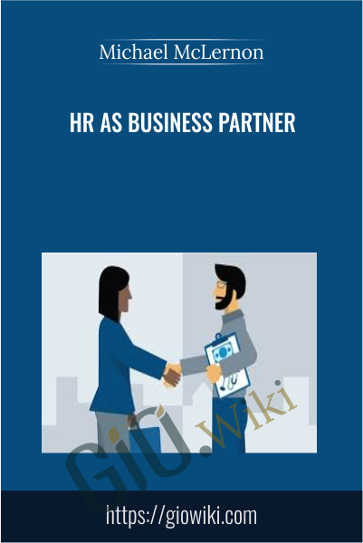 HR as Business Partner - Michael McLernon