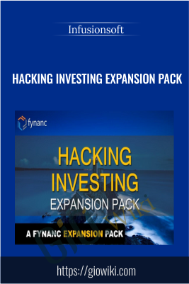 Hacking Investing Expansion Pack - Infusionsoft