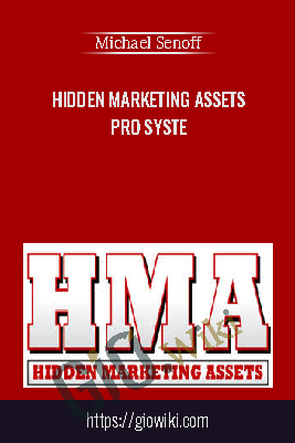 Hidden Marketing Assets Pro Syste – Michael Senoff