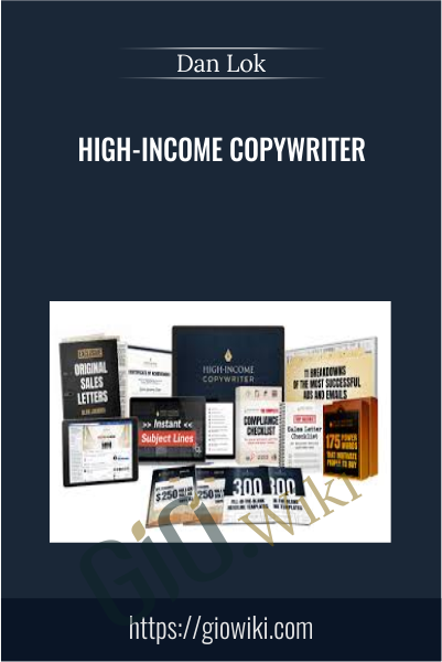 High-Income Copywriter - Dan Lok