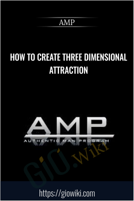 How To Create Three Dimensional Attraction - AMP