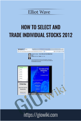 How To Select and Trade Individual Stocks 2012 – Elliot Wave