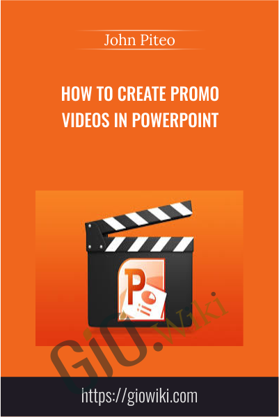 How to Create Promo Videos in PowerPoint - John Piteo