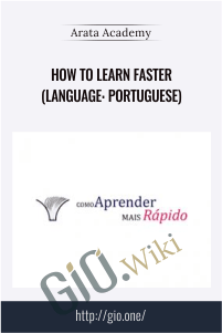 How to Learn Faster (Language: Portuguese) – Arata Academy