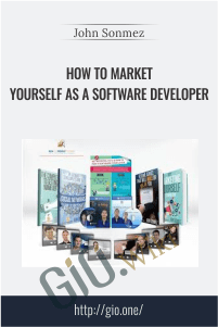 How to Market Yourself as a Software Developer – John Sonmez
