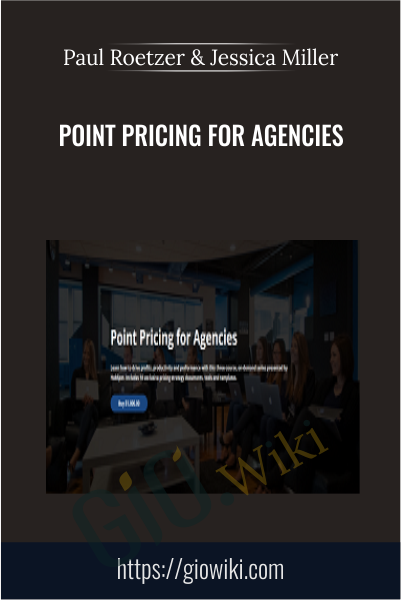 Point Pricing for Agencies - Paul Roetzer & Jessica Miller