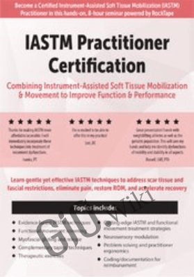 IASTM Practitioner Certification - Mike Stella