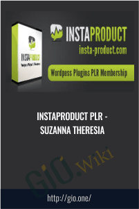 InstaProduct PLR - Suzanna Theresia