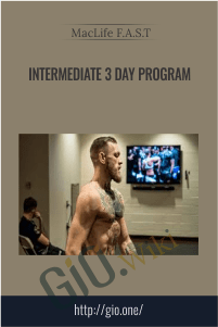 Intermediate 3 Day Program – MacLife F.A.S.T