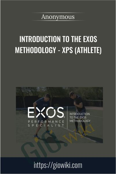 Introduction to the EXOS Methodology - XPS (Athlete)