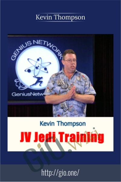 JV Jedi Training -  Kevin Thompson