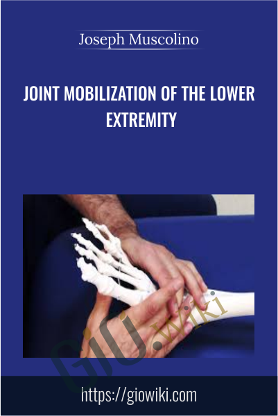 Joint Mobilization of the Lower Extremity - Joseph Muscolino