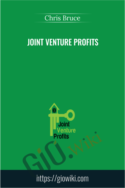 Joint Venture Profits - Chris Bruce