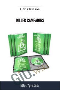 Killer Campaigns – Chris Brisson