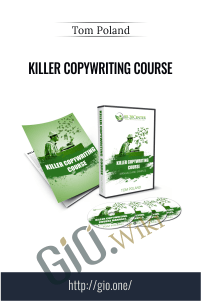 Killer Copywriting Course - Tom Poland