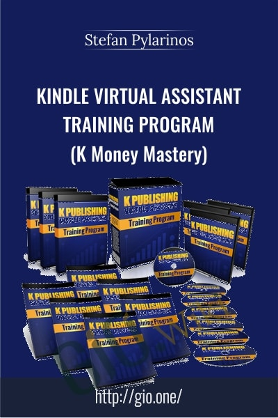 Kindle Virtual Assistant Training Program - Stefan Pylarinos