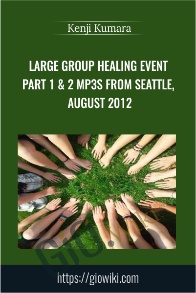 Large group healing - Kenji Kumara