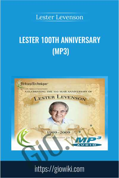 Lester 100th Anniversary (Mp3) - Lester Levenson