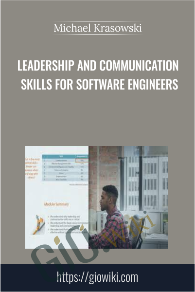 Leadership and Communication Skills for Software Engineers - Michael Krasowski