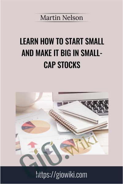 Learn How to Start Small and Make It Big In Small-Cap Stocks - Martin Nelson
