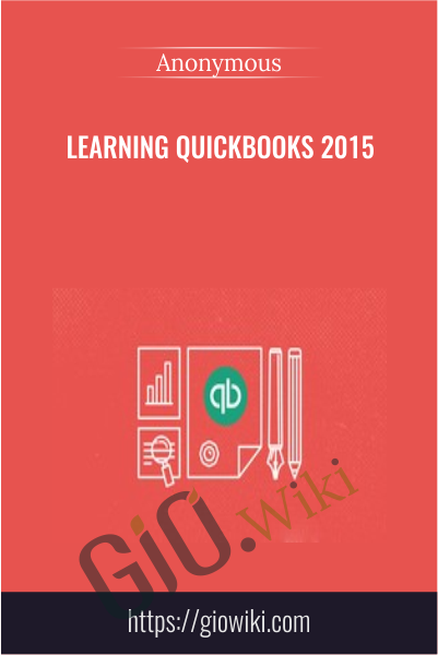 Learning QuickBooks 2015