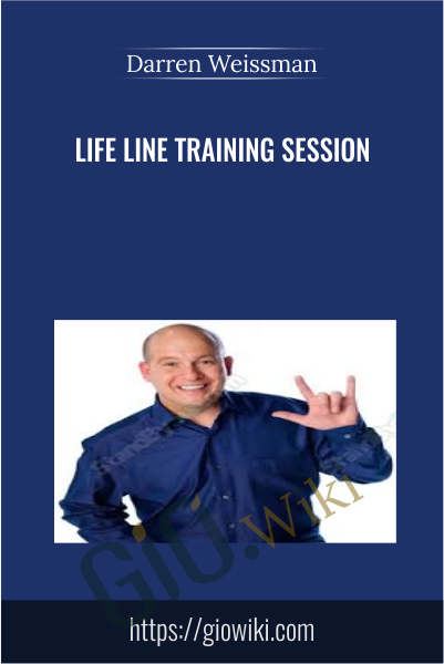 Life Line Training Session - Darren Weissman