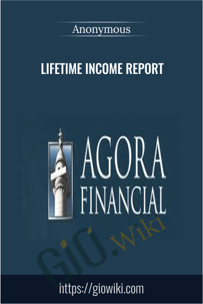 Lifetime Income Report