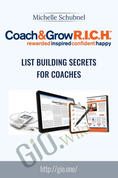 List Building Secrets for Coaches