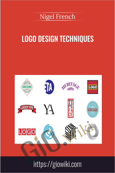 Logo Design Techniques - Nigel French