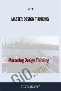 Master Design Thinking - MIT