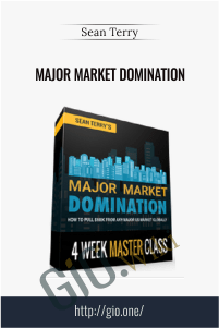 Major Market Domination – Sean Terry